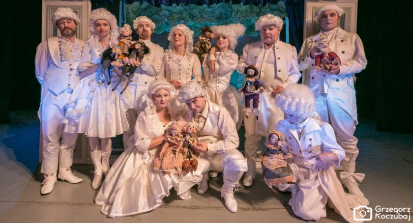 """Teatr Modrzejewskiej, """"Kot butach"""" gościnnie scenie Teatru Heleny Modrzejewskiej - zdjęcie, fotografia"""