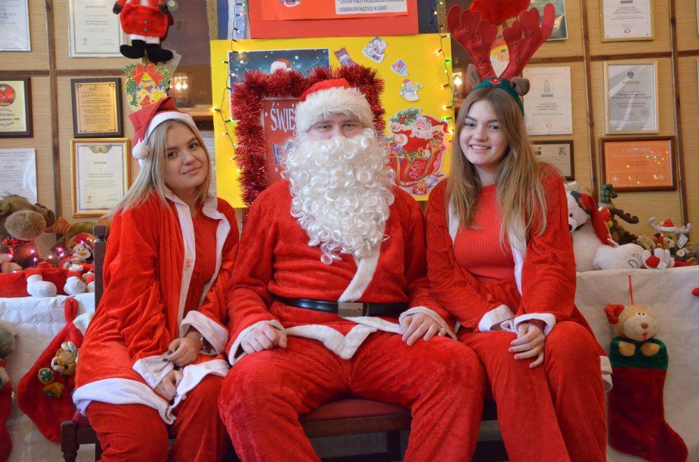 Wydarzenia, Święty Mikołaj niczym legend legnickim - zdjęcie, fotografia