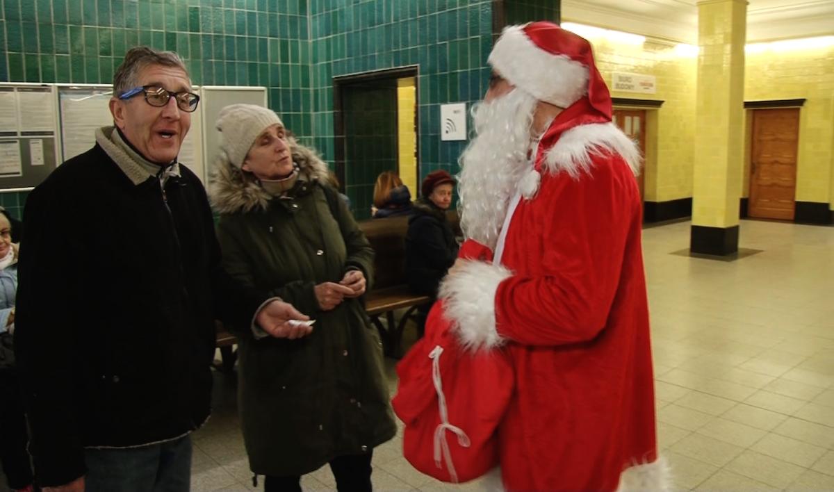 Wydarzenia, Święty Mikołaj grzecznych niegrzecznych - zdjęcie, fotografia