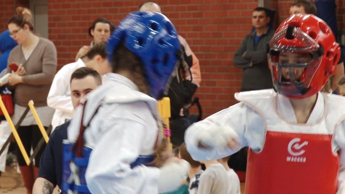 Sztuki Walki, Karatecy zmierzą Wierzyńskiego - zdjęcie, fotografia
