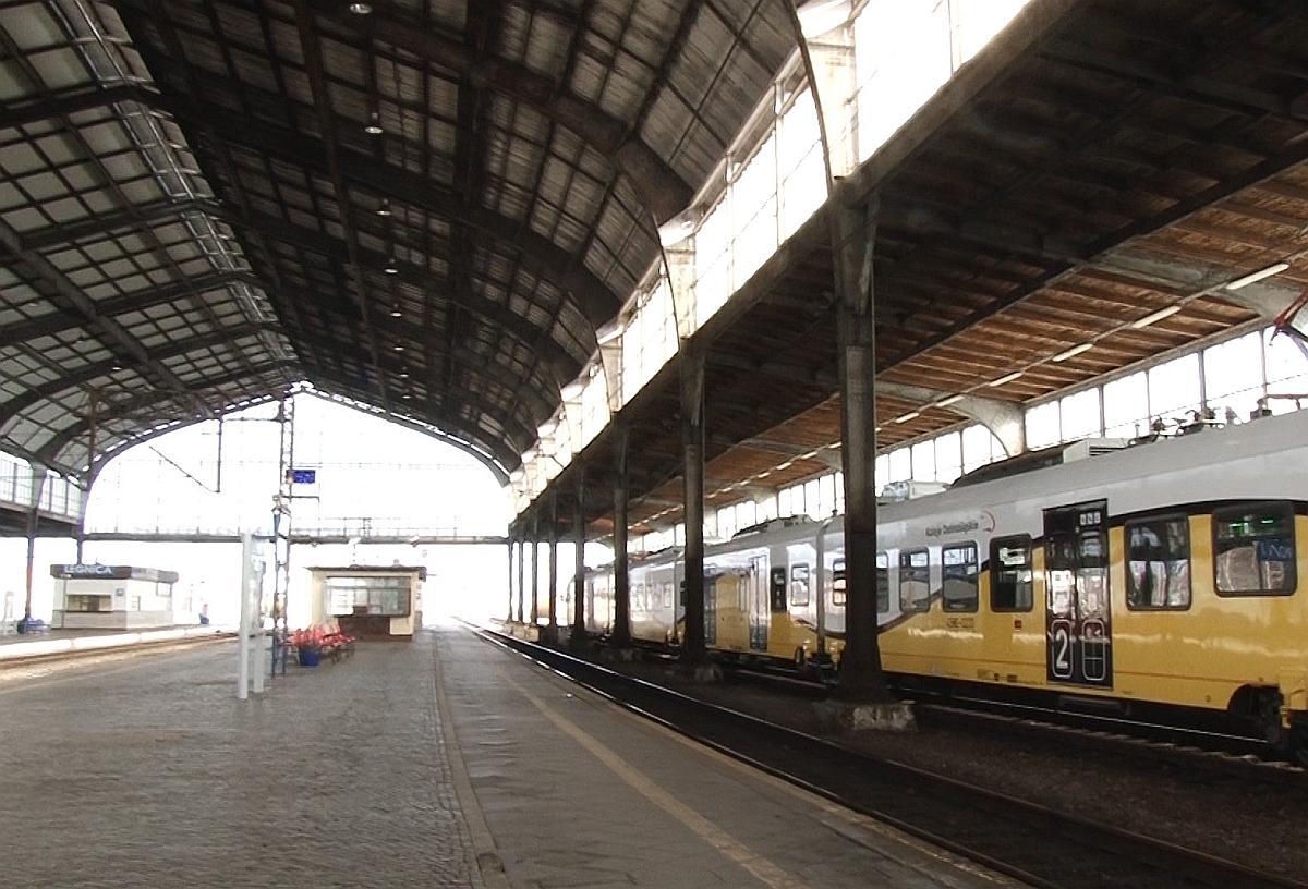Wydarzenia, Wkrótce rozpocznie remont dworca kolejowego Legnicy - zdjęcie, fotografia