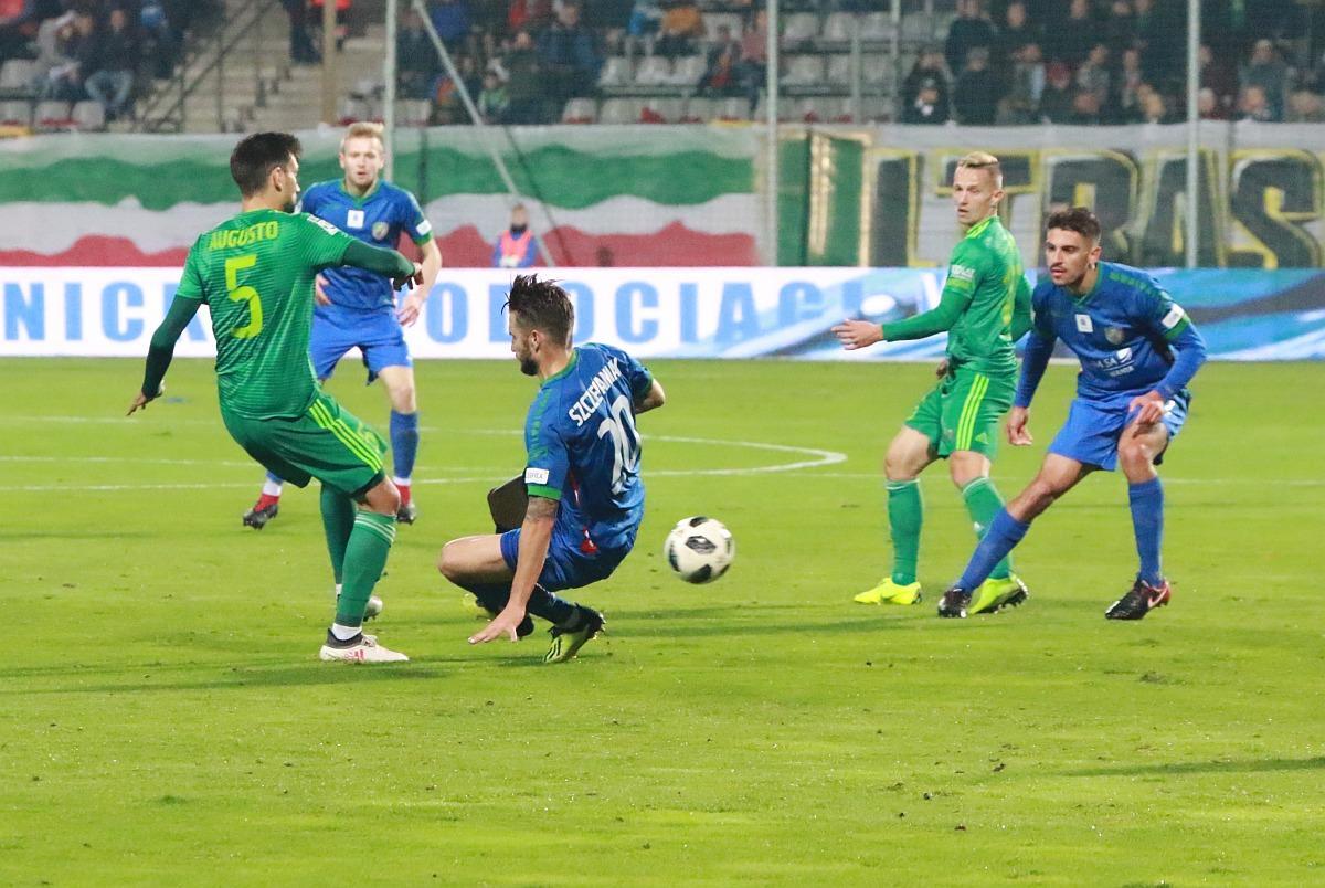 Piłka nożna, Piłkarskie losowaniu Pucharu Polski Miedź zagra Śląskiem! - zdjęcie, fotografia