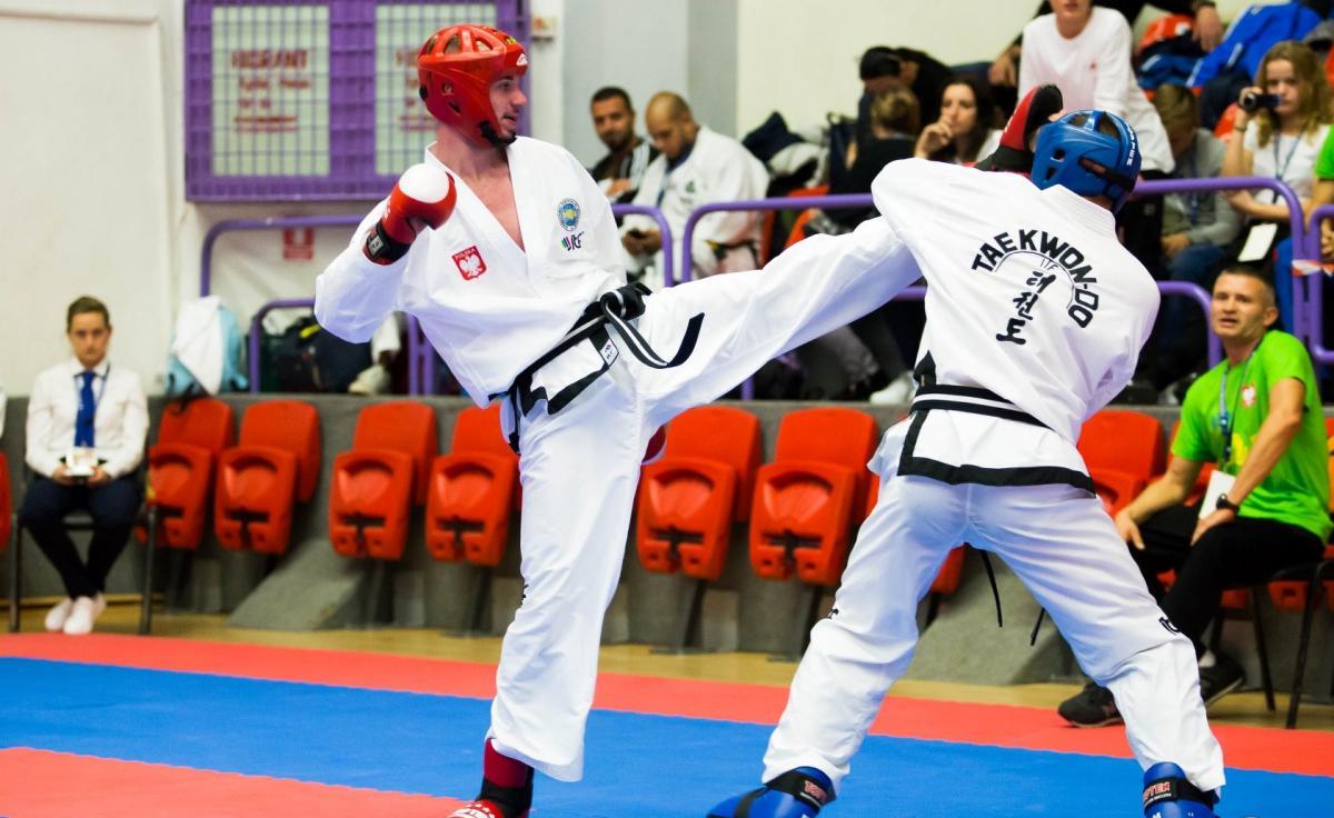 Sztuki Walki, Udany wypad taekwondoków rumuńskiego Sibiu - zdjęcie, fotografia