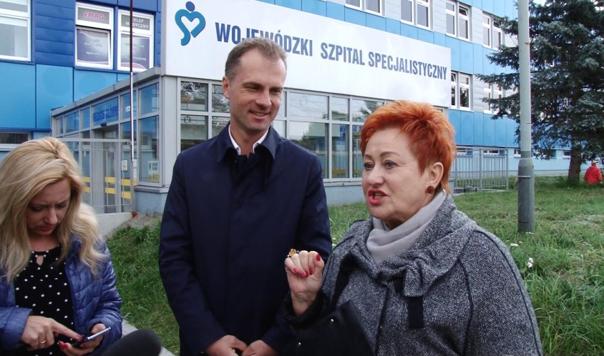 Wydarzenia, Szpital płaci miastu podatek Rabczenko zmienię - zdjęcie, fotografia