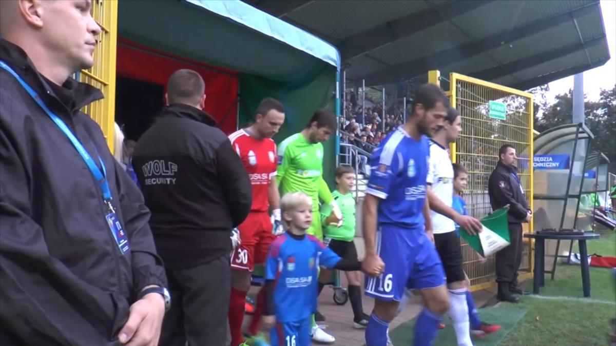 Wydarzenia, Miedź podejmie własnym stadionie Mistrza Polski - zdjęcie, fotografia