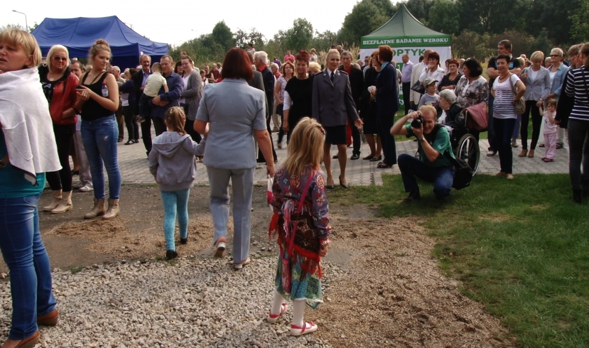 Wydarzenia, niedzielę festyn Piekarach organizowany przez Romana Raczaka - zdjęcie, fotografia