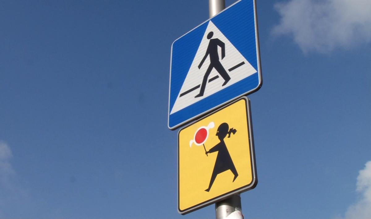 Wydarzenia, powinna wyglądać bezpieczna droga szkoły - zdjęcie, fotografia