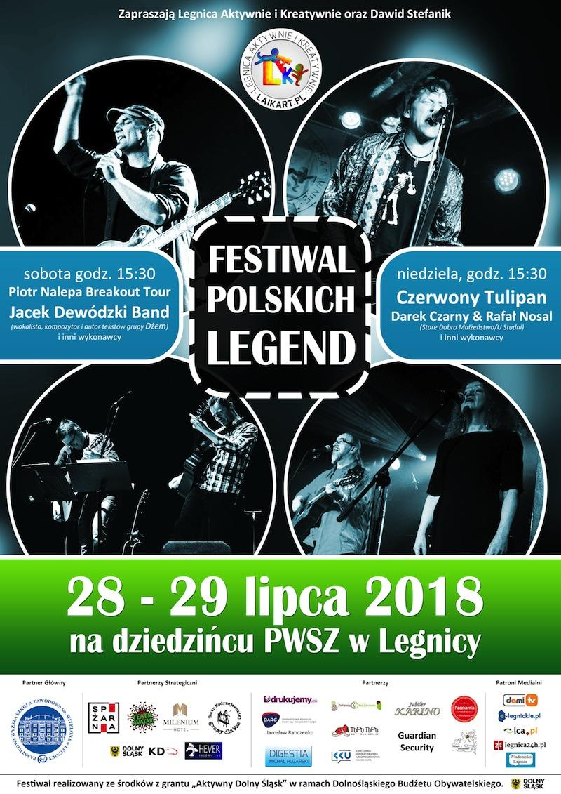 Wydarzenia, Zanamy gwiazdy Festiwalu Polskich Legend Piotr Nalepa Breakout Jacek Dewódzki Dżem) - zdjęcie, fotografia