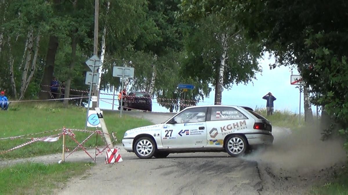 Wydarzenia, Woźnik pokonał przeciwności Rajdzie Radounska - zdjęcie, fotografia