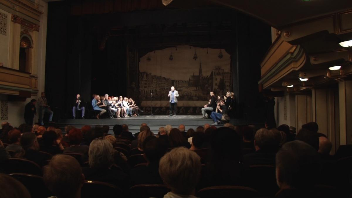 Studio TV Legnica, Cała prawda Teatrze Modrzejewskiej! - zdjęcie, fotografia