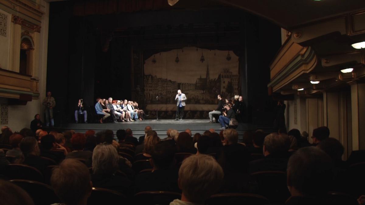 Wydarzenia, Teatr został latkiem! - zdjęcie, fotografia