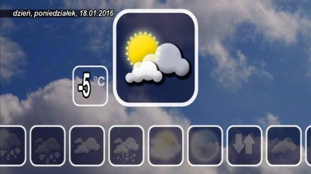 Informacje Dami TV, Prognoza pogody - zdjęcie, fotografia