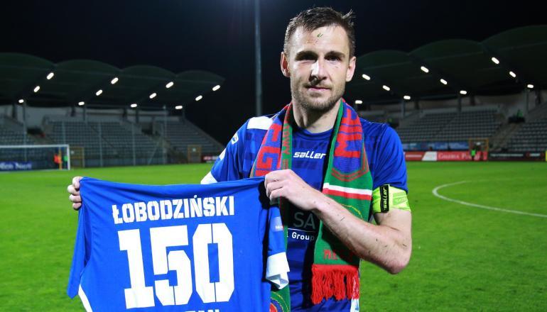 Piłka nożna, Wojciech Łobodziński kończy karierę Dziękujemy kapitanie! - zdjęcie, fotografia