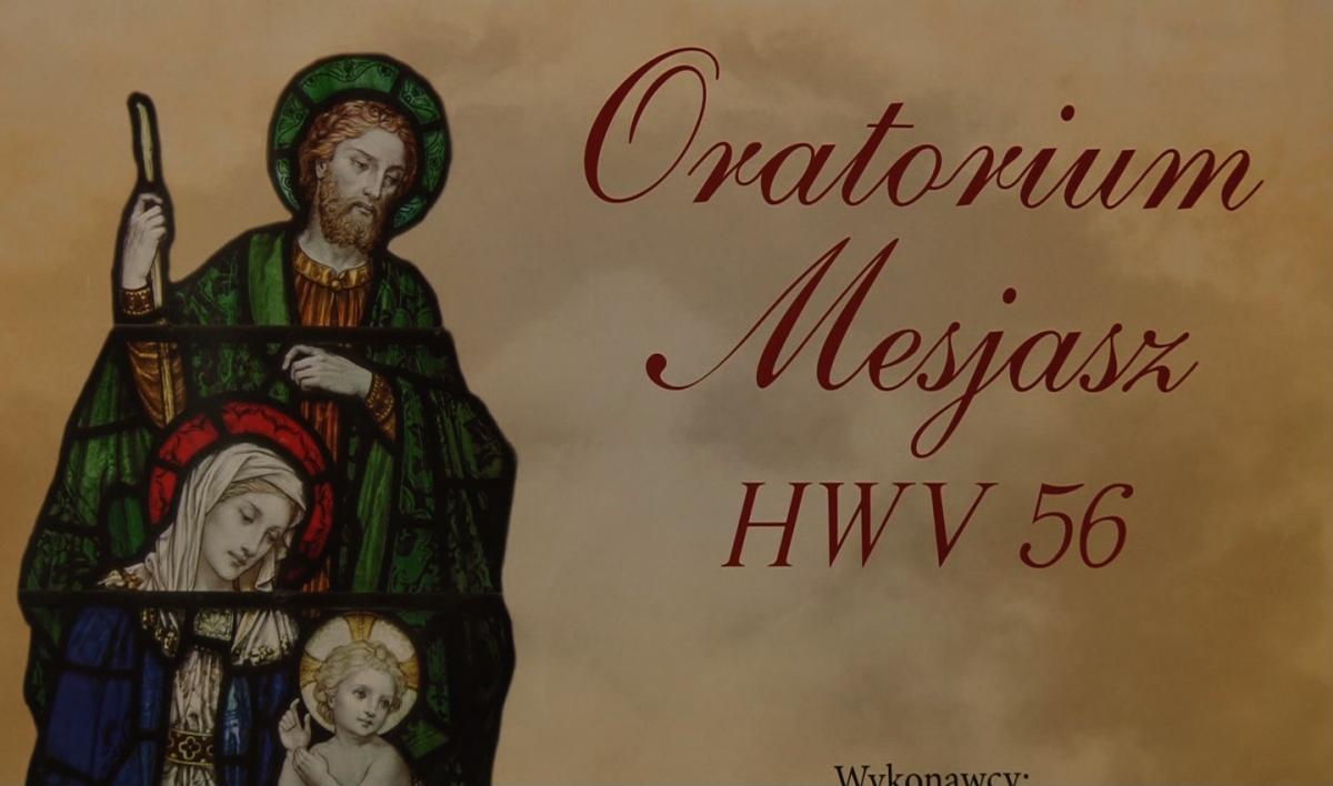 Muzyka Koncerty, Oratorium Mesjasz Królewskiej - zdjęcie, fotografia