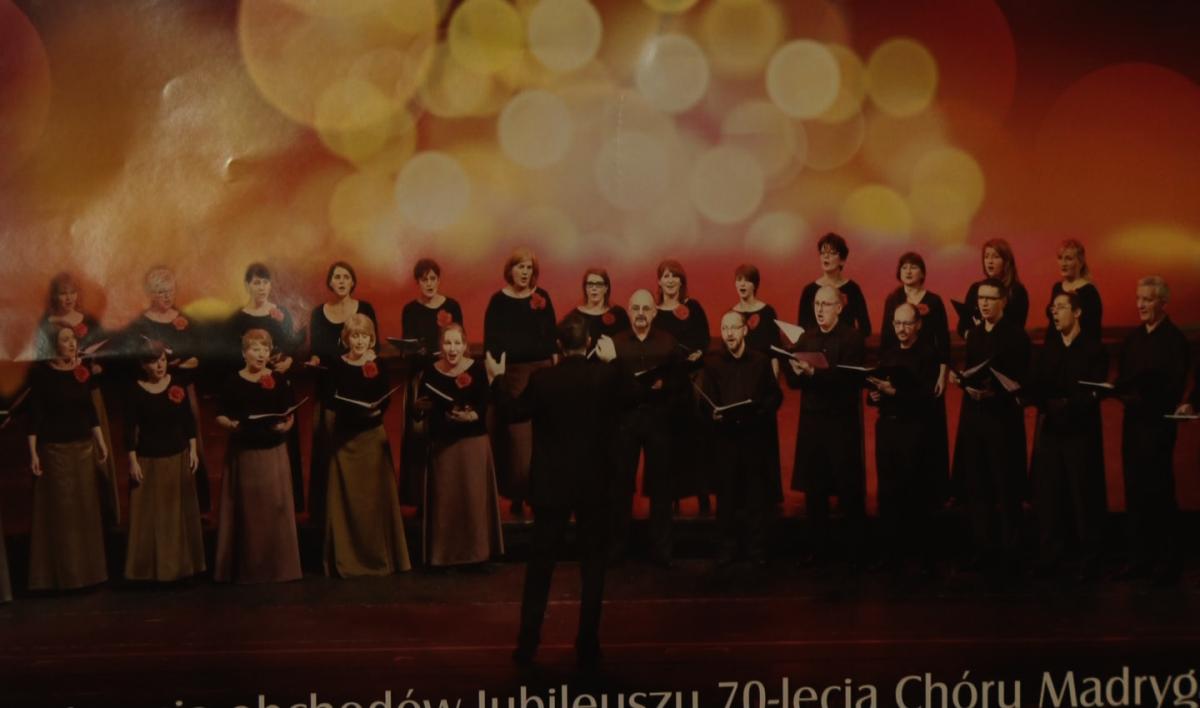 Wydarzenia, Koncert kolęd wykonaniu legnickiego chóru - zdjęcie, fotografia