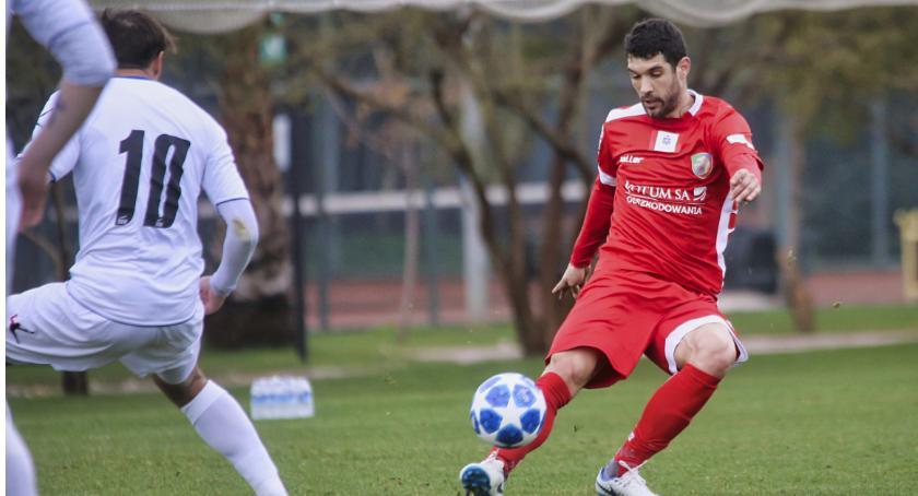 Piłka nożna, Porażka pożegnanie Turcją piątek Miedź wraca - zdjęcie, fotografia