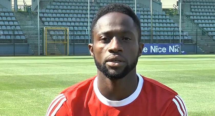 Piłka nożna, Kwame wraca Wigier Piątkowski przebiera ofertach - zdjęcie, fotografia