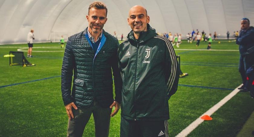 Piłka nożna, młodzieżowej akademii Juventusu Turyn odwiedzi Legnicę - zdjęcie, fotografia