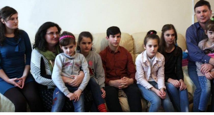 Wydarzenia, Rodzina Kopyszczyków odwołała decyzji deportacji - zdjęcie, fotografia