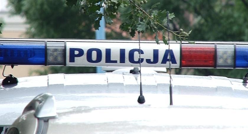 Sprawy kryminalne, Policyjny pościg ulicami Legnicy Uciekinierowi grozi pięć - zdjęcie, fotografia