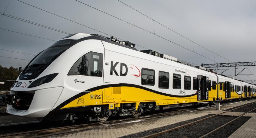 Komunikacja, pociągach Kolei Dolnośląskich testowano nowoczesny system sterowania - zdjęcie, fotografia