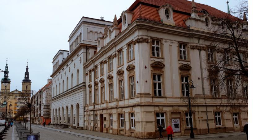 Teatr Modrzejewskiej, Startuje Ogólnopolski Konkurs Recytatorski - zdjęcie, fotografia