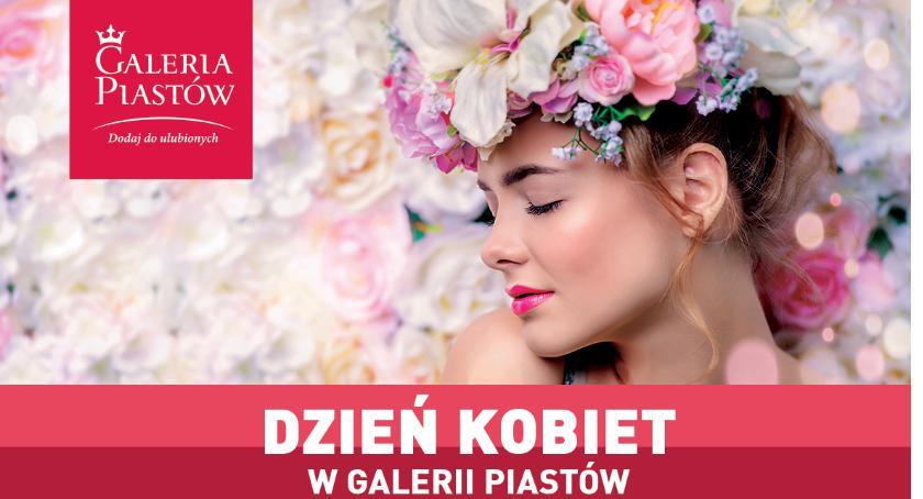 Galeria Piastów, Dzień Kobiet Galerii Piastów atrakcji marca! - zdjęcie, fotografia