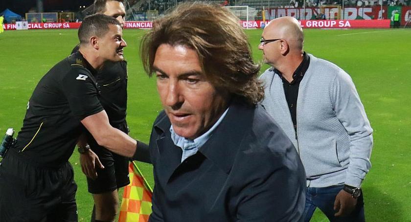 """Piłka nożna, Ricardo Pinto meczu Miedzią """"Wynik mógł bardziej okazały"""" - zdjęcie, fotografia"""