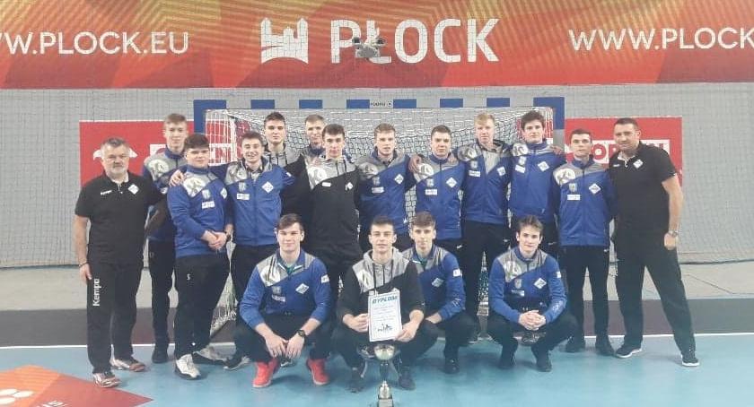 Piłka Ręczna, Juniorzy Siódemki Huras meldują finale mistrzostw Polski! - zdjęcie, fotografia