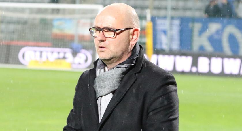 Piłka nożna, Dominik Nowak było najlepsze minut Miedzi ekstraklasie - zdjęcie, fotografia