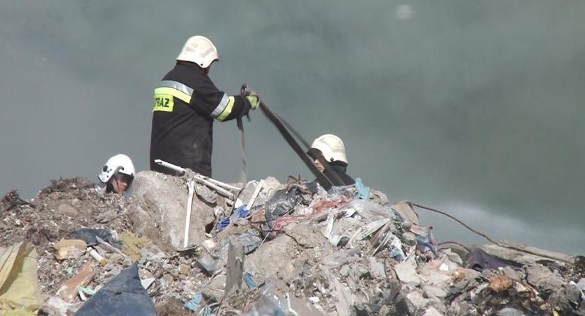 Sprawy kryminalne, prokuratorskie zarzuty właścicieli składowiska odpadów - zdjęcie, fotografia