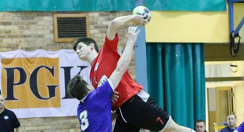 Ręczna, Juniorzy Siódemki Huras grają kolejny medal mistrzostw Polski - zdjęcie, fotografia