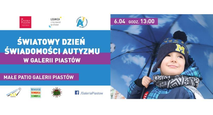 Galeria Piastów, Galerii Piastów będą uświadamiać temat autyzmu - zdjęcie, fotografia