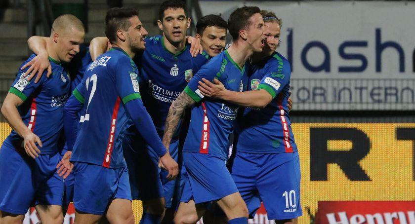 Piłka nożna, Miedź może utrzymać Lotto Ekstraklasie sobotę - zdjęcie, fotografia
