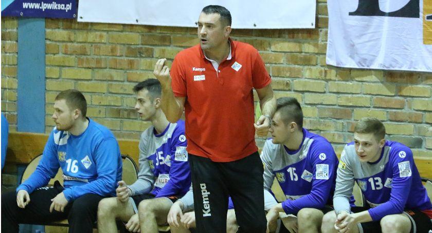 """Piłka Ręczna, Trener Siódemki Miedź ocenia sezon """"Jesteśmy solidną marką"""" - zdjęcie, fotografia"""