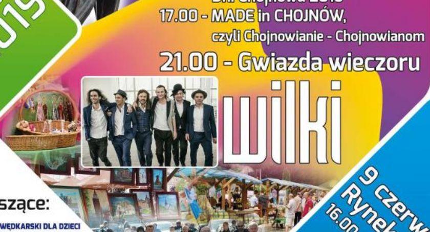 Muzyka Koncerty, Chojnów będzie świętować Wilkami Weekendem - zdjęcie, fotografia