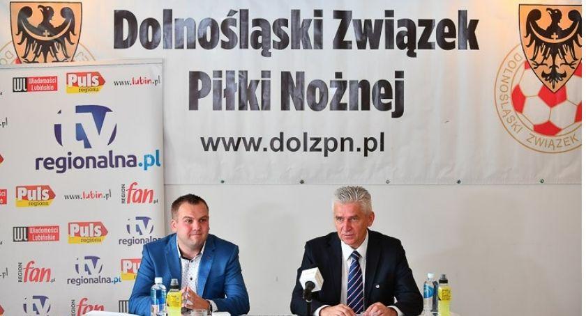 Piłka nożna, Michalik szefem piłkarskiego Podokręgu Legnica - zdjęcie, fotografia