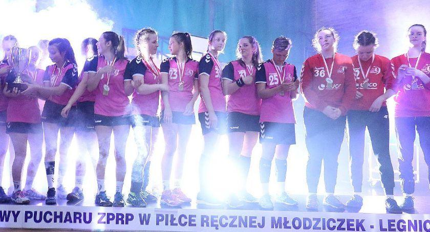 Piłka Ręczna, Złotka Legnicy! Młodziczki Dziewiątka mistrzem Polski! [FILM] - zdjęcie, fotografia
