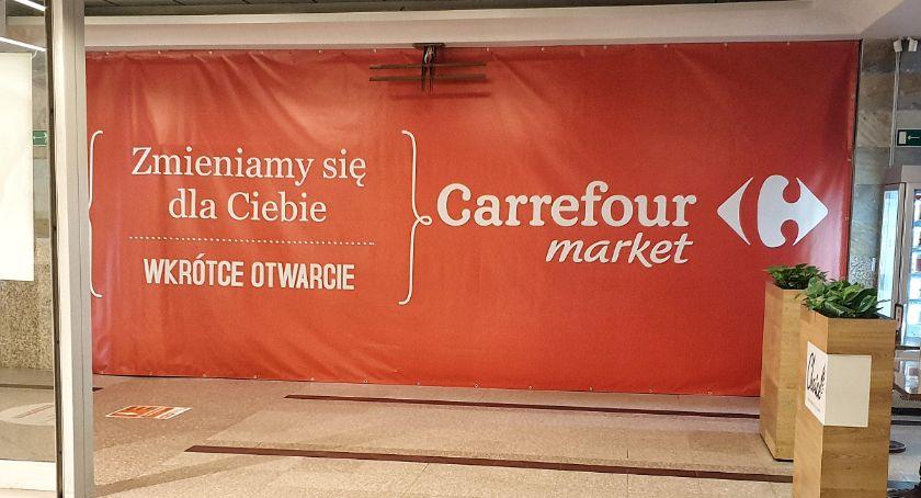 Wydarzenia, Otwarcie Carrefour Market Legnicy Będzie dużo promocji! - zdjęcie, fotografia