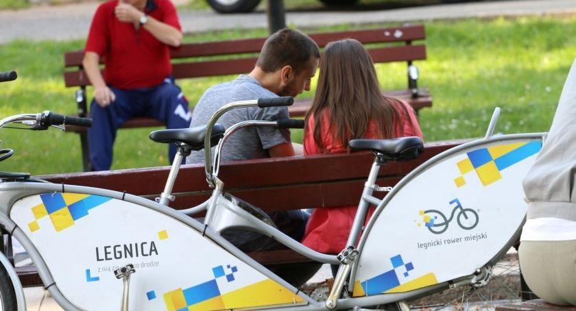 Wydarzenia, Krajowy ranking rowerów miejskich wypada Legnica - zdjęcie, fotografia