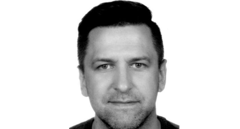 Komunikaty Policji, Zaginął Maciej Wojtkowiak Ostatni widziany czerwca - zdjęcie, fotografia