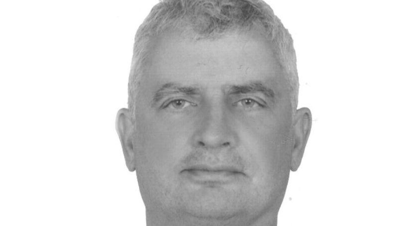 Komunikaty Policji, Legnicka policja poszukuje zaginionego Zbigniewa Turniaka - zdjęcie, fotografia