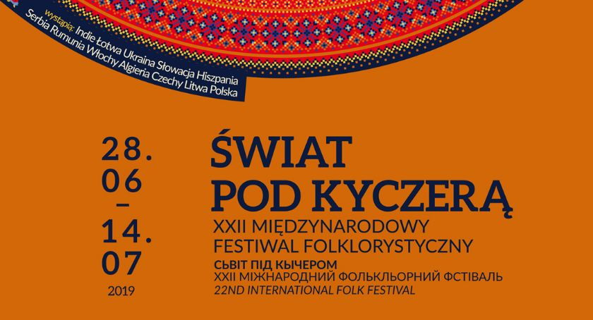 Muzyka Koncerty, ŚwiatpodKyczerą barwny festiwal kultur zawita także Legnicy - zdjęcie, fotografia