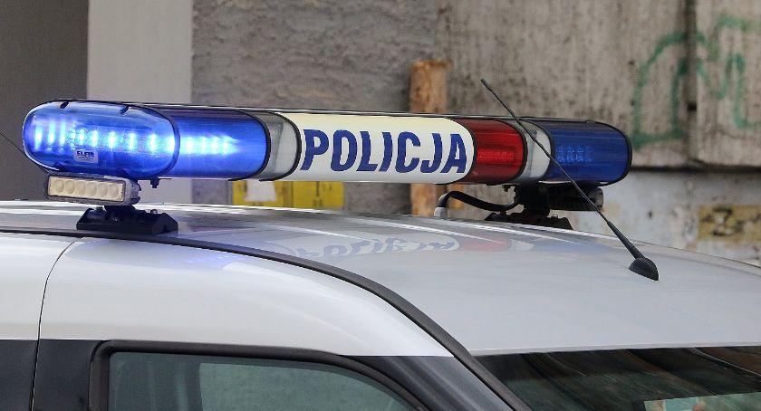Komunikaty Policji, Policjanci zatrzymali motorowerzystę wpływem narkotyków - zdjęcie, fotografia