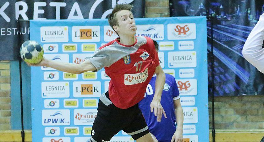 Piłka Ręczna, Jakub Będzikowski pokazał Szwecji Polska daleko - zdjęcie, fotografia