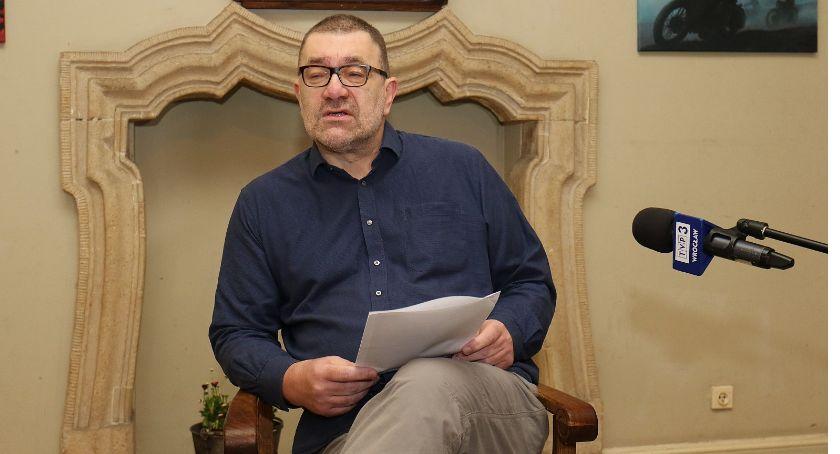 Wydarzenia, Ćwierć wieku dyrektora Jacka Głomba Teatrze Modrzejewskiej - zdjęcie, fotografia