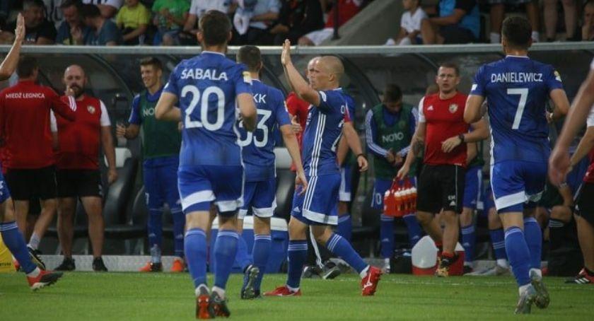 Piłka nożna, Zobaczcie meczu Sandecja Miedź [POLSAT SPORT] - zdjęcie, fotografia