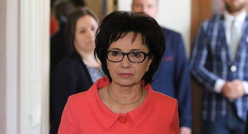 Wydarzenia, Polskim sejmem pokieruje posłanka Jawora Elżbieta Witek - zdjęcie, fotografia