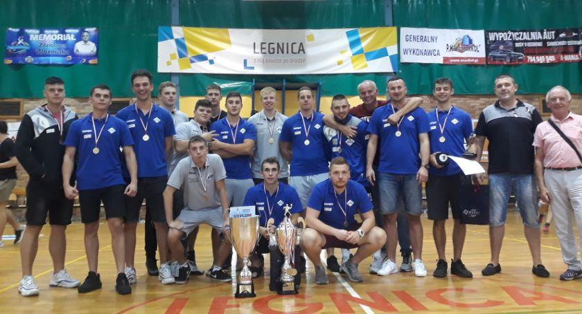 Piłka Ręczna, Siódemka Miedź najlepsza Memoriale Zdzisława Woźniaka - zdjęcie, fotografia