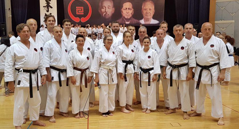 Sztuki Walki, Karatecy Shodan Legnica wrócili warsztatów Okinawie - zdjęcie, fotografia